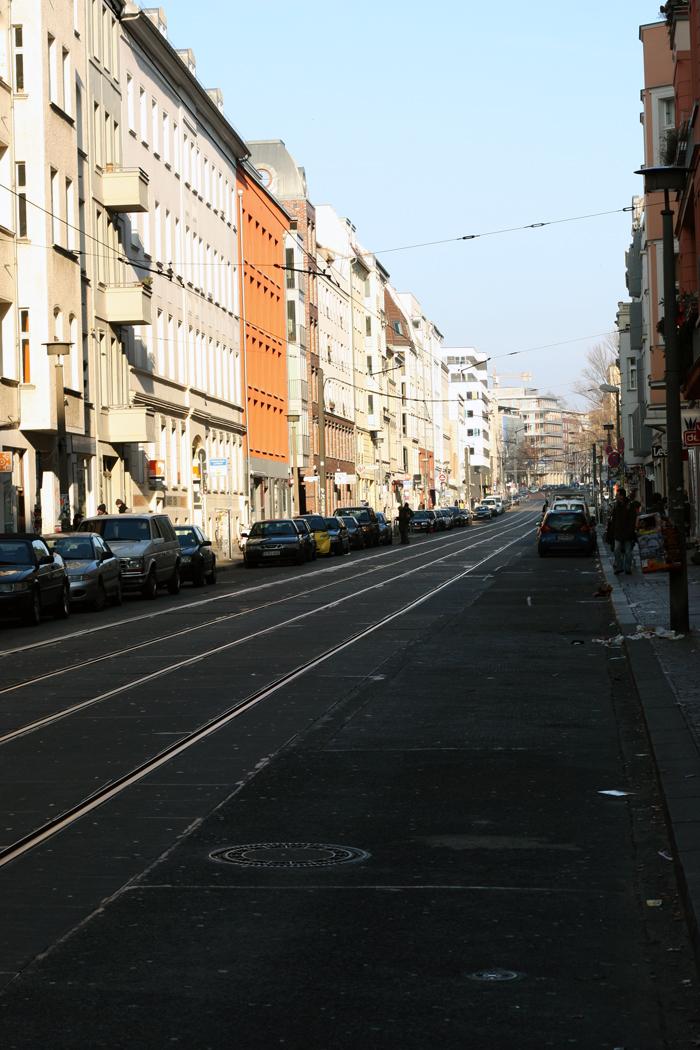 Alte Schönhauser Straße