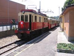 FGC treno storico a Casella-1 (Maurizio Zanella) Tags: italia trains genova railways fgc ferrovia treni casella fgctrenostorico fgc29