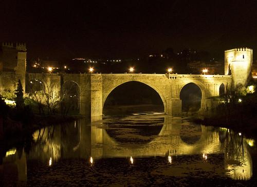 Puente de San Martín Nocturna 7