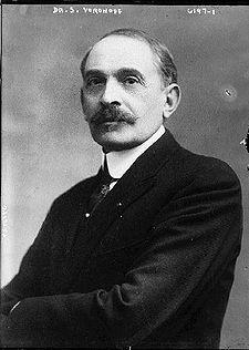 Serge Voronoff
