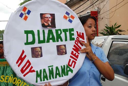 Desfile dia de Duarte