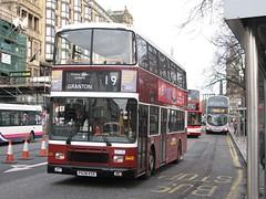 Lothian Buses 428 (P428KSX) - 16-01-09 (peter_b2008) Tags: buses volvo edinburgh transport coaches lothian olympian 428 buspictures alexanderroyale p428ksx
