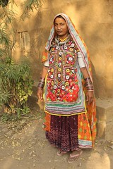 india - gujarat (Retlaw Snellac) Tags: travel people india tourism photo tribal tribe gujarat meghwal