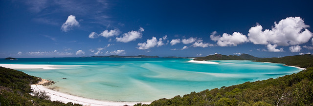 Whitsunday Island Whitehaven Beach