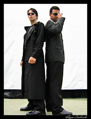 Project D - The Matrix - Anime Festival Summer...