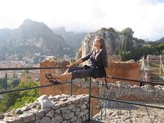 IMG_6869 (sonic4sonic) Tags: travel sea italy south sicily taormina calabria sicilia messina messinastrait villasgiovanni