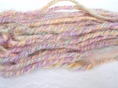Color Experiment yarn 3