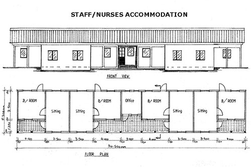 Staff Accommodation Plans