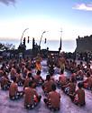 Kecak Dance - Famous Dance from Bali Island