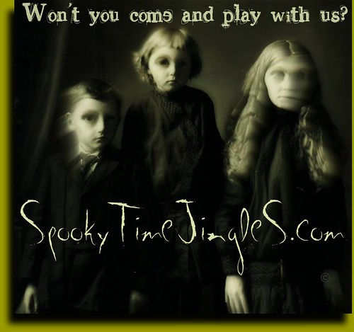Spooky STJ ad for friday the