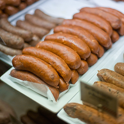 Wurstkuche Los Angeles Sausages