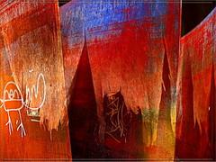 """我们尽可谈论美的事物,然而美本身却是抽象的。 (瑞士大龙) Tags: basel serra 瑞士 artcafe 美术 スイス aplusphoto flickrenvy colourartaward colourartawards バーゼル flickrlovers colorsinourworld lesamisdupetitprince """"flickraward"""" artistictreasurechest 巴塞儿"""