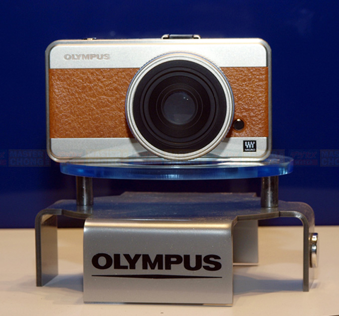 PMA09: Olympus Micro Four Thirds Camera to Launch This Summer