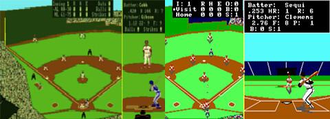 Earl Weaver Baseball, Amiga, MS-DOS
