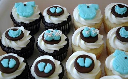baby shower cupcakes. Baby Shower Cupcakes