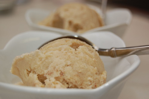 Maple & Brown Sugar Oatmeal Ice Cream