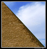 The accurate angles of the oldest construction. Two Opposite Triangles .. Simplicity in a new point of view!