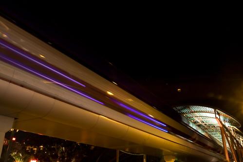 Monorail Nights