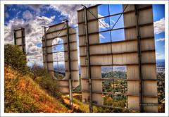 too close (Kris Kros) Tags: california ca sign photoshop photography high nikon bravo dynamic landmark icon hollywood kris range hdr kkg d300 cs4 photomatix kros kriskros 5xp kkgallery