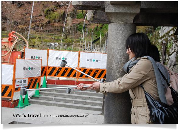 【京都春櫻旅】京都旅遊景點必訪~京都清水寺之美京都清水寺42