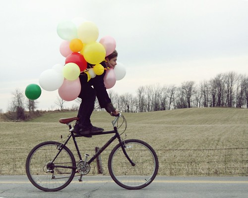 Le Voyage des Ballons Multicolores