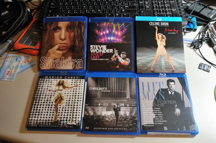 我的藍光收藏片(BD)
