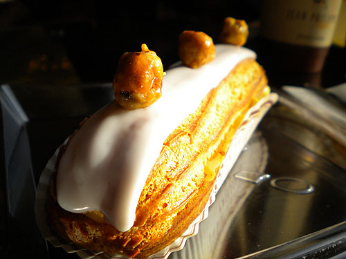 Eclair from Jean Phillipe in Las Vegas, C/O Not Martha