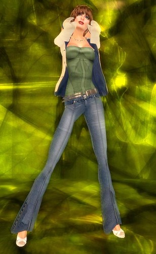 ropa casual second life