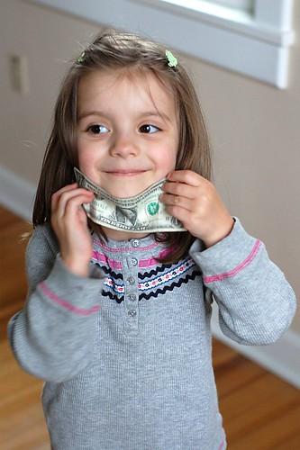 Aunt Dolly dollar.