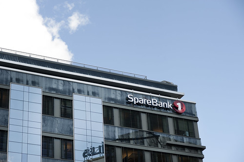 SpareBank 1-bygget i Oslo