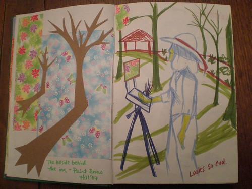 2007 Sketchbook