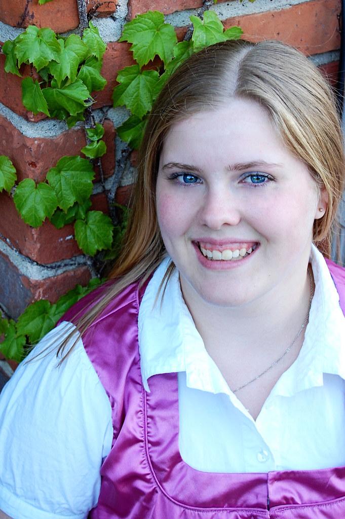 Senior: Amanda