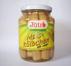 12 - Maiskölbchen süß-sauer