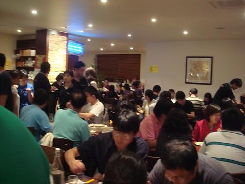 Dainty Sichuan interior