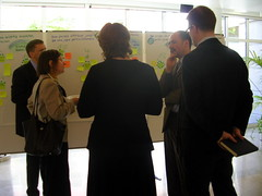 Sharing thoughts about the questions (World Caf Europe) Tags: worldcafe worldcaf wceurope worldcafeurope worldcafeeurope euregiomr patmunro euregiomaasrhein euregiomaasrijn euregiomeuserhin euregiomr2009 kickoffworldcaf kickoffworldcafe euregionmeuserhine grosgruppenkonferenz grosgruppen grosgruppenveranstaltung grosgruppenmoderation grossgruppenveranstaltung grossgruppenkonferenz grossgruppenmoderation largegroupevent largegroupfacilitation grossgruppe worldcafemethod worldcafemethode worldcafmethode