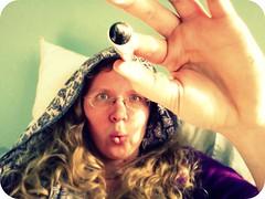 Goddess Guidebook update & silly stuff
