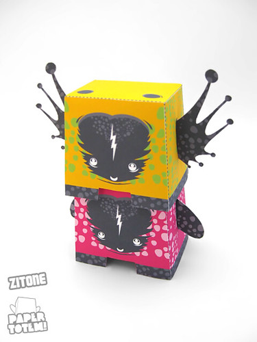 Paper Totem! x Zitone
