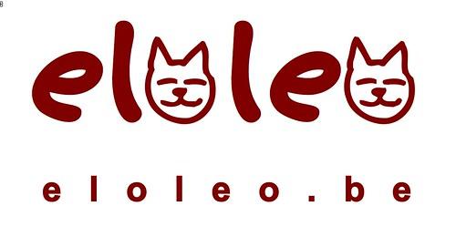 Logo eloleo wit