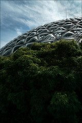 The Bloedel Conservatory (Bennett Ho Photography) Tags: vancouver conservatory futuristic queenelizabethpark panasoniclx3