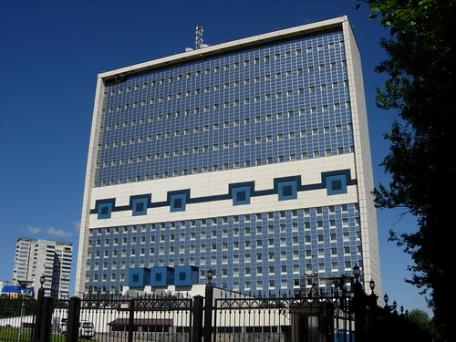 Main computing centre of Central Bank of Russia