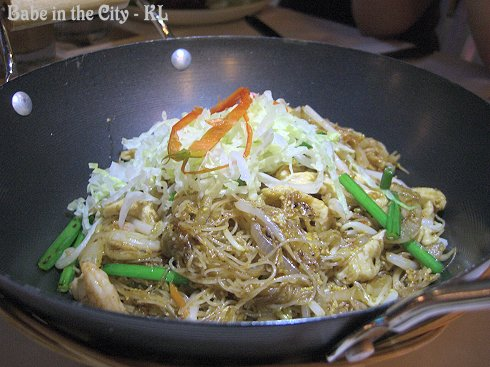 Singapore Fried Noodles RM14
