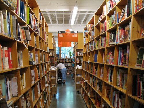 Inside Powell's City of Books