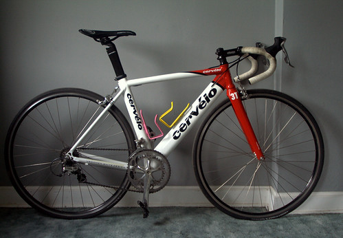 Cervelo S1, side view