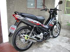 Honda XRM RS 125 (37) (paragontarlac) Tags: road bike sport race honda drag philippines stock motorcycle rs motard 125 xrm underbone