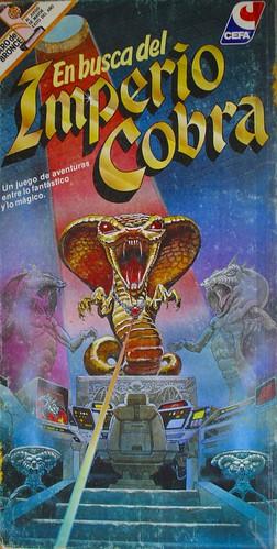 Imperio Cobra Caja