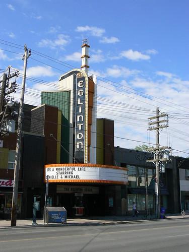 former Eglinton Theatre, Toronto