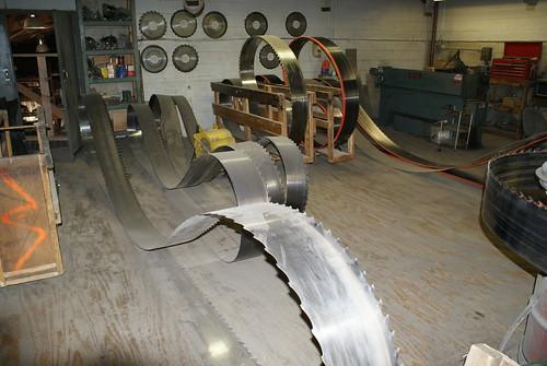 HMI sharpening room