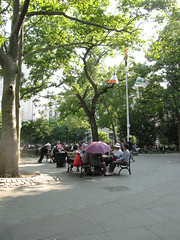 IMG_1258 Columbus Park, Chinatown by Susan NYC, on Flickr