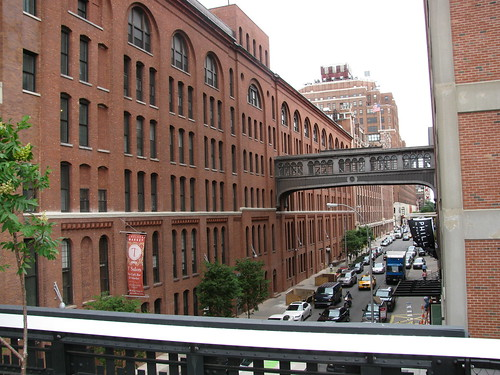 Chelsea Market From the High Line. edenpictures/Flickr