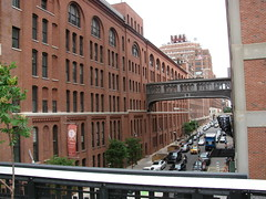 Chelsea Market From the High Line by edenpictures, on Flickr